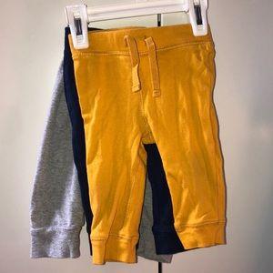 3 baby pants